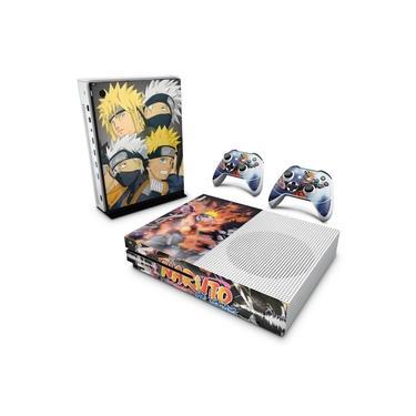 Skin Adesivo para Xbox One Slim - Naruto