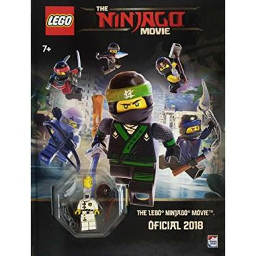 Lego The Ninjago Movie - Oficial 2018 - Lego - 9788595031791