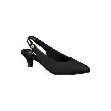 Sapato Scarpin Salto Baixo Modare Ultraconforto