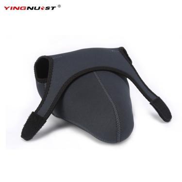 Neoprene capa protetora para câmera, case protetor, a prova d' água, bolsa para câmera, para nikon,