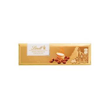 Chocolate Sui Swiss Gold Bar Hazelnut - Lindt