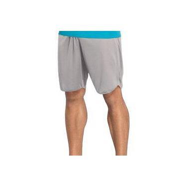 Imagem de Shorts poliéster masculino - calção academia fitness Lupo 76348