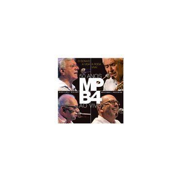 MPB4 - o Sonho, A Vida, A Roda Viva - 50 Anos Ao Vivo - CD