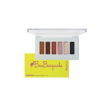 Paleta de Sombras Bem Basiquinha Boca Rosa Beauty 6g - Payot
