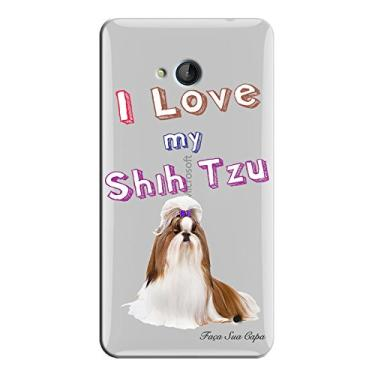 Capa Personalizada para Microsoft Lumia 640 Shih Tzu - TP85