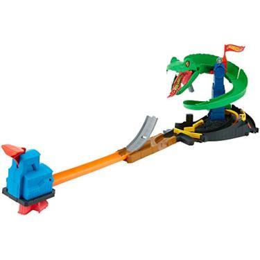 Imagem de Pista Ataque de Cobra, Hot Wheels, Mattel