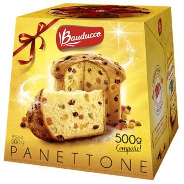 Imagem de Panettone Bauducco 500G