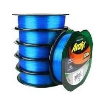 Linha Araty Ultra Azul Royal 300 M - 0,40MM