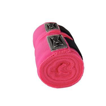 Bandagem Elástica 50 Mm - 5,00 Mts Punch Unissex 5,00 Compr. X 0,05 Largura Rosa