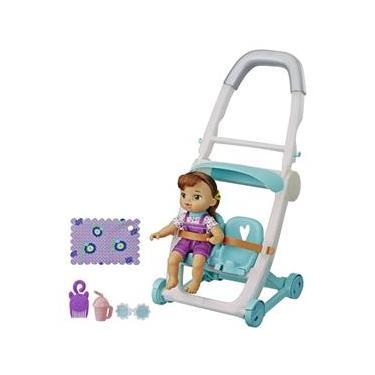 Imagem de Boneca Baby Alive Littles C/ Carrinho Hasbro - Sortidas