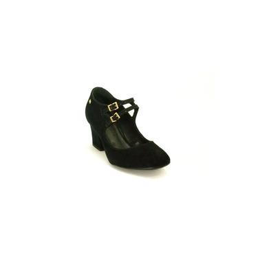 Sapato Raphaella Booz Boneca Preto