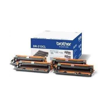 DR213CL - Cilindro para Impressão (Unidade de Imagem) para HLL3210CW/ DCPL3551CDW/ MFCL3750CDW Brother, Preto
