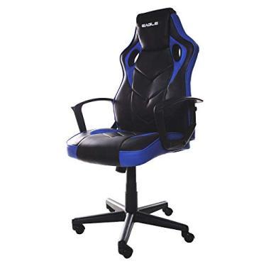 Cadeira Gamer Eaglex S1 Azul
