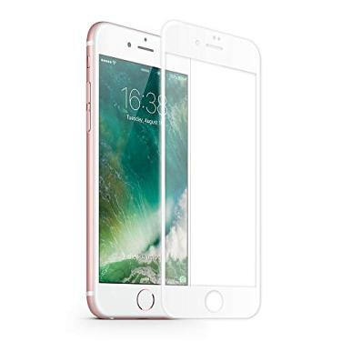 Pelicula Vidro 6D Inteira para iphone 6/6s/7/8 Plus iphone X/Xs XS-MAX XR (Iphone 7/8 Plus branco)