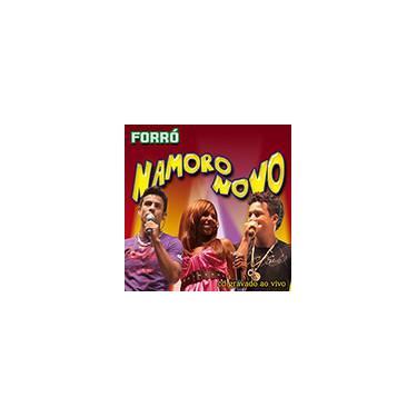 CD Forró Namoro Novo: Ao Vivo