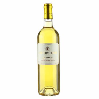 Vinho Branco Francês Sauternes C. Des Comperes 2016
