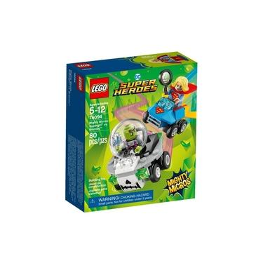 LEGO Super Heroes - DC Comics - Supergirl Vs Brainiac - 76094