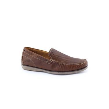 Sapato Masculino 135102 Mocassim Couro Original Democrata
