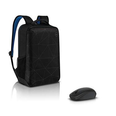 "Imagem de Combo Mochila para Notebook Dell Essential 15.6"" + Mouse Wireless Dell WM126"