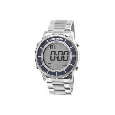 Relógio de Pulso Mormaii Aço Alarme   Joalheria   Comparar preço de ... e026e248d4