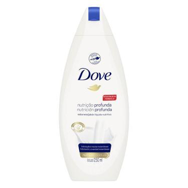 Sabonete Líquido Dove Nutrição Profunda 250ml