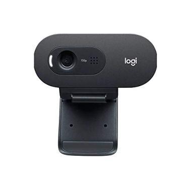 Camera Webcam Logitech C505 Hd 720p