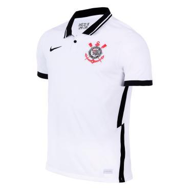 Imagem de Camisa Nike Corinthians I 2020/21 Torcedor Pro Masculina