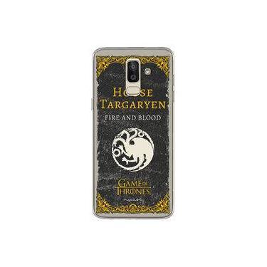 Capa para Galaxy J8 - Game Of Thrones | Targaryen