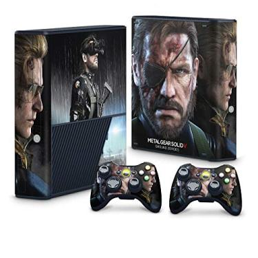 Skin Adesivo para Xbox 360 Super Slim - Metal Gear Solid V