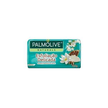 Sabonete Naturals Esfoliação Delicada Jasmim 150g 12 Unidades - Palmolive