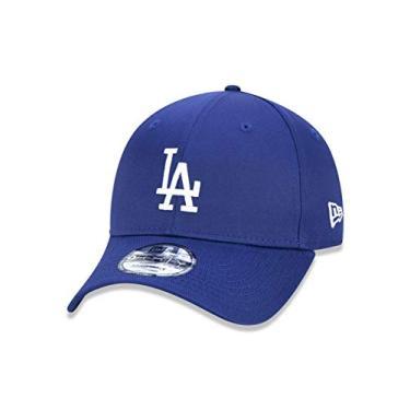 Imagem de BONE 9FORTY MLB LOS ANGELES DODGERS ABA CURVA SNAPBACK AZUL New Era