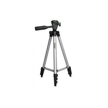 Tripé Base Vivitar Para Câmera Ou Filmadora 1,27m - Vivvpt1250