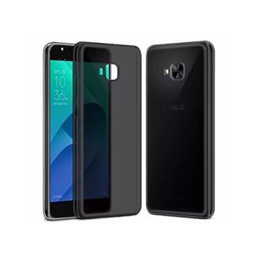 8d2f995eb Capa Flexível para Asus Zenfone 4 Selfie ZD553KL - Fume