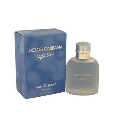 Perfume Masculino Light Blue Intense Dolce   Gabbana 100 Ml Eau De Parfum 4df3698fa7