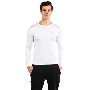 Camisa UV Masculina Segunda Pele Proteção Solar Extreme UV New Dry