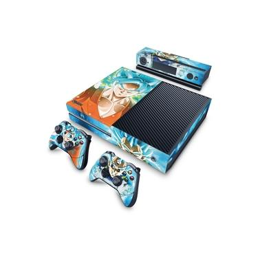 Skin Adesivo para Xbox One Fat - Dragon Ball Super