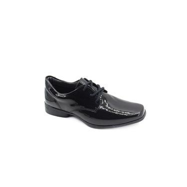 Sapato Social Infantil Masculino Finobel SC66 Preto