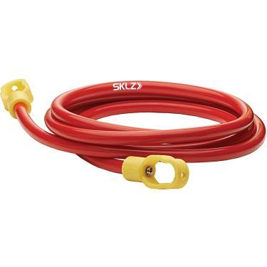 Corda De Pular C/ Peso Pro Sklz - Vermelha - 1,5lb