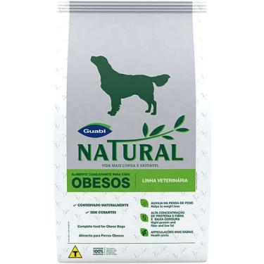 Ração Guabi Natural Cães Obesos - 10,1 Kg