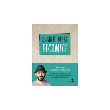 Recomece - Bráulio Bessa - 9788543106793