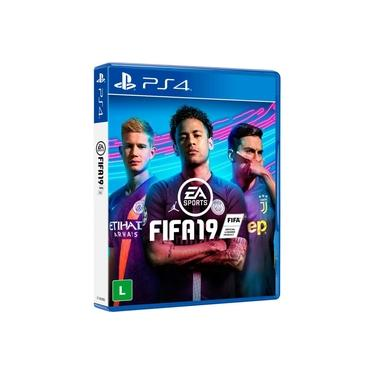 Jogo Fifa 2019 - Ps4