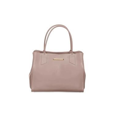 Bolsa Petite Jolie Feminina Una Bag PJ6017 Taupe