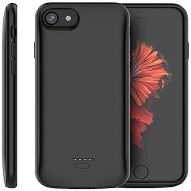Capa Case Para Iphone 7 8 SE 2020 Tela 4.7 Bateria Extra Recarregável Carregador