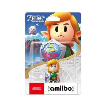 Amiibo Link - Zelda Link`s Awakening
