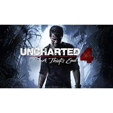 Jogo Para Ps4 Uncharted 4 A Thief`s End Sony