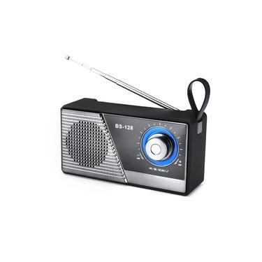 Mini Rádio Portátil FM Portátil de Bolso Rádio Digital USB TF MP3 Sem Fio Recarregável bluetooth Speaker Rádio Player Presente