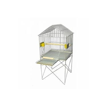 Viveiro Duplex Grande para Papagaio, Maritaca, Cocota, Manso e Pássaros Semelhantes com pés