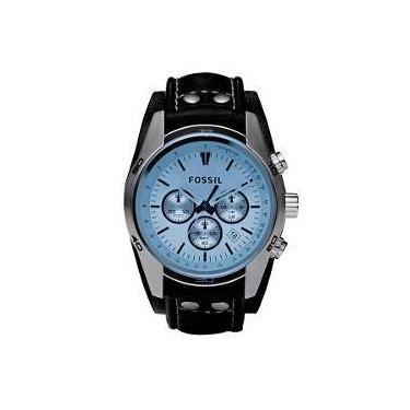 Relógio de Pulso Fossil Cronógrafo Shoptime   Joalheria   Comparar ... bdf638ce0b