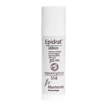 Protetor Labial Mantecorp Epidrat Labios FPS 30 5,5g