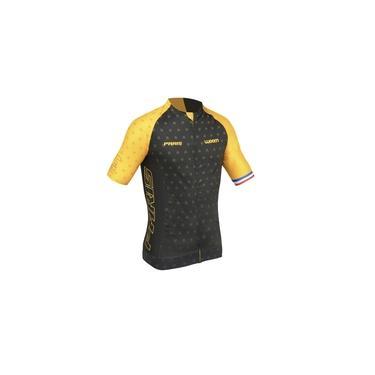 Camisa Ciclismo Masculino Woom Supreme Paris 2020